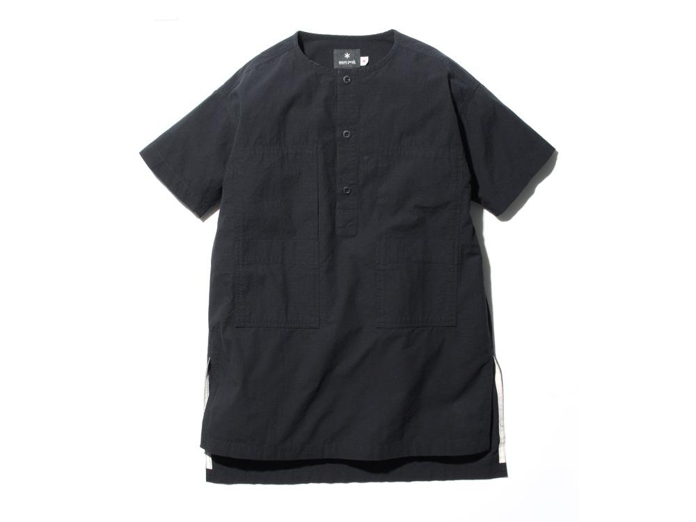 CottonRipStopPullover 3 Black0