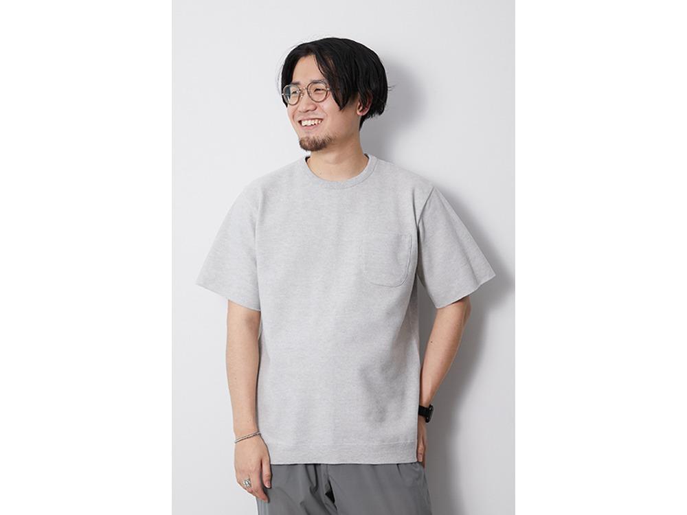 Co/Pe Dry Tshirt M Khaki
