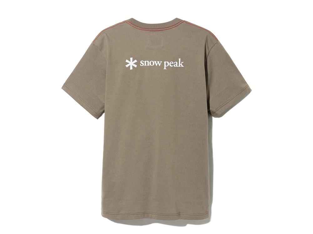 【完売しました】再入荷はございません  SP Tent Color Tshirt M Pro.