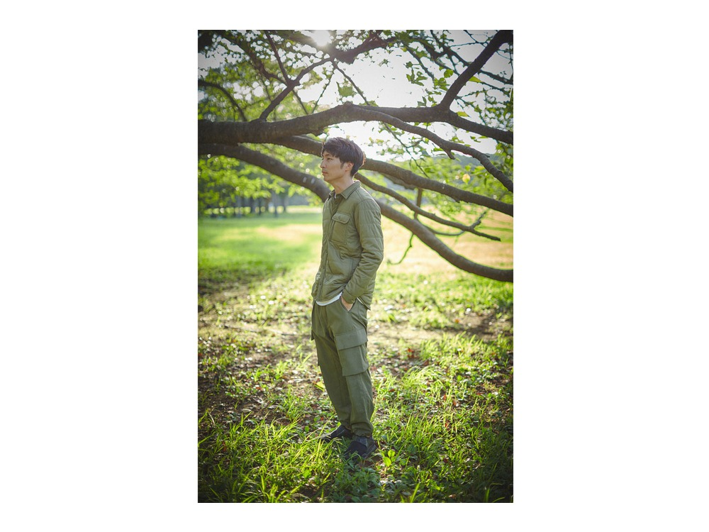 Flexible Insulated Shirt 1 Olive