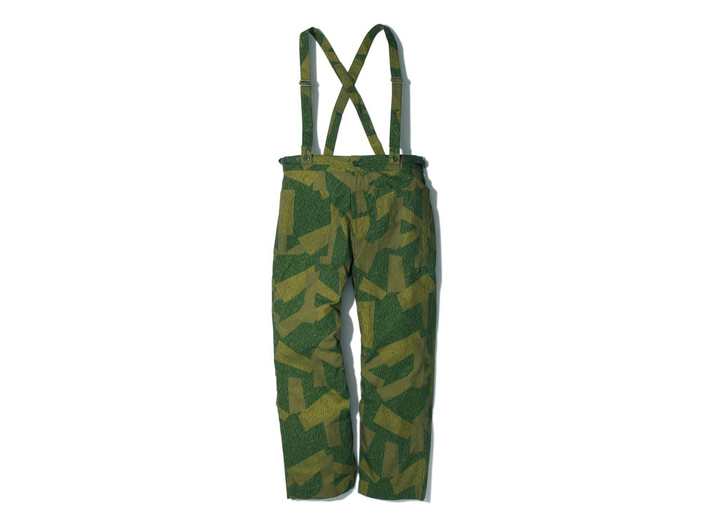 Printed Military Pants1Olive PT