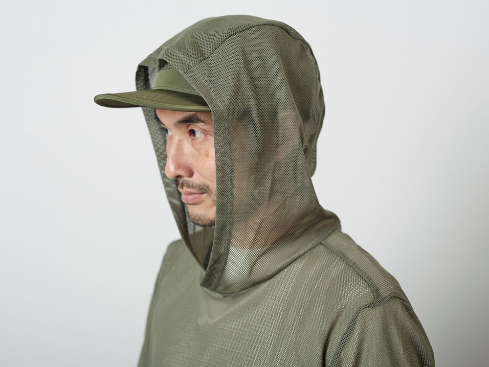 InsectShieldPullover XL Olive8