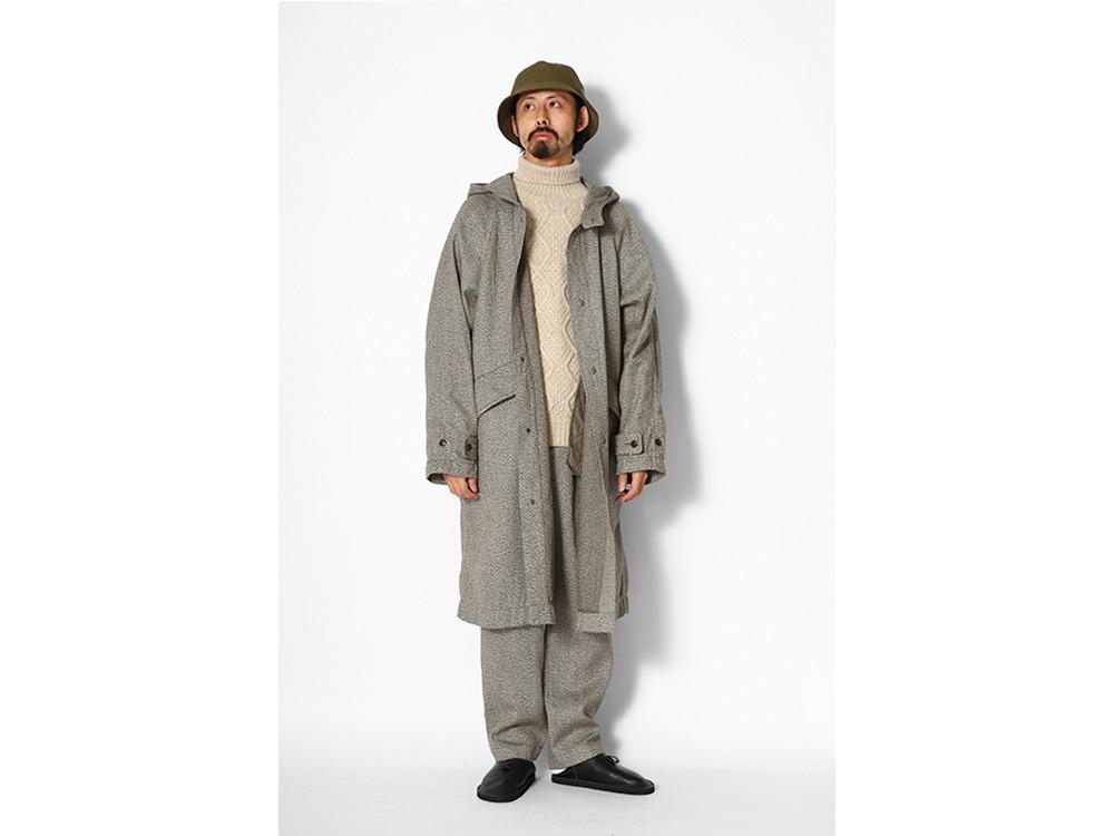 TAKIBI C/W Serge Coat M Beige