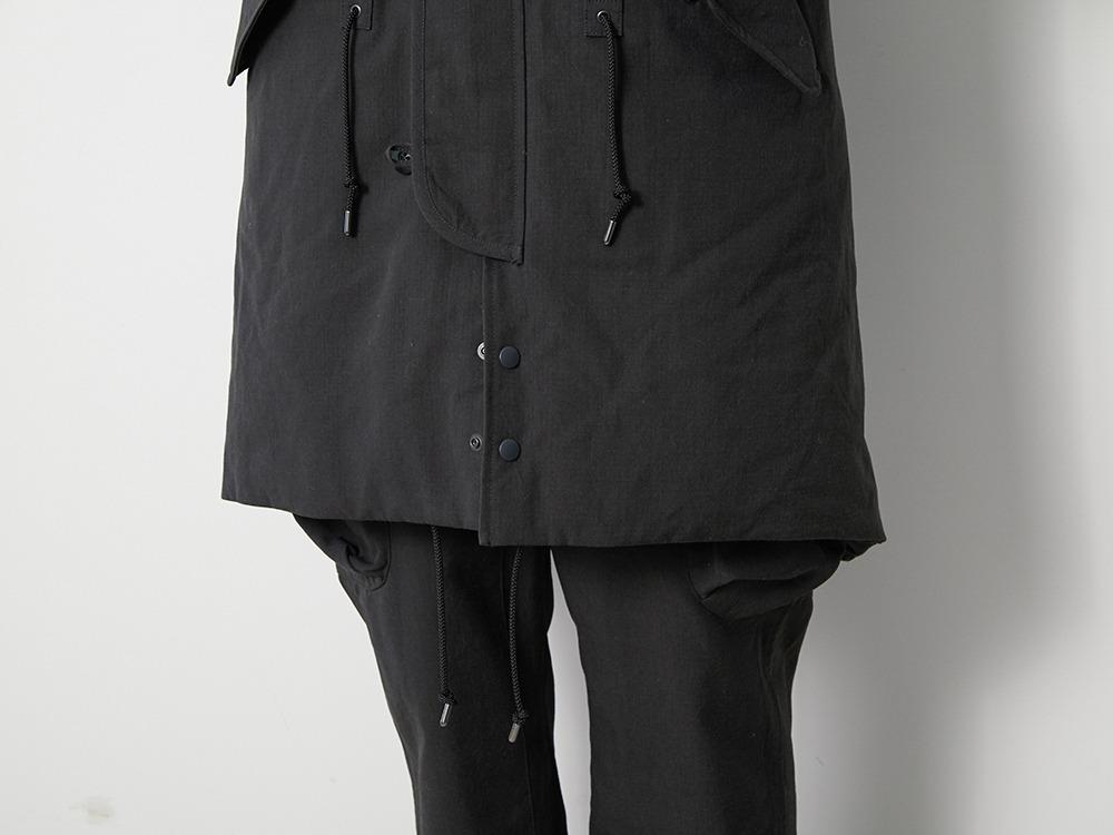 TAKIBI Down Coat L Brown