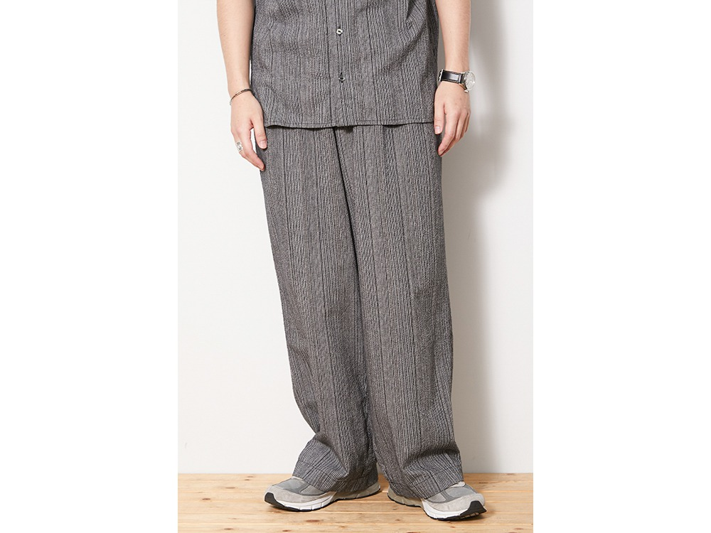 SHIJIRA Wide Pants L Brown