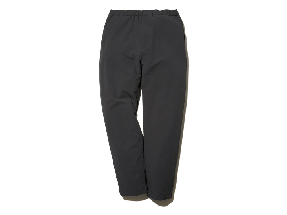 Nylon Power Wool Easy Pants XL Black