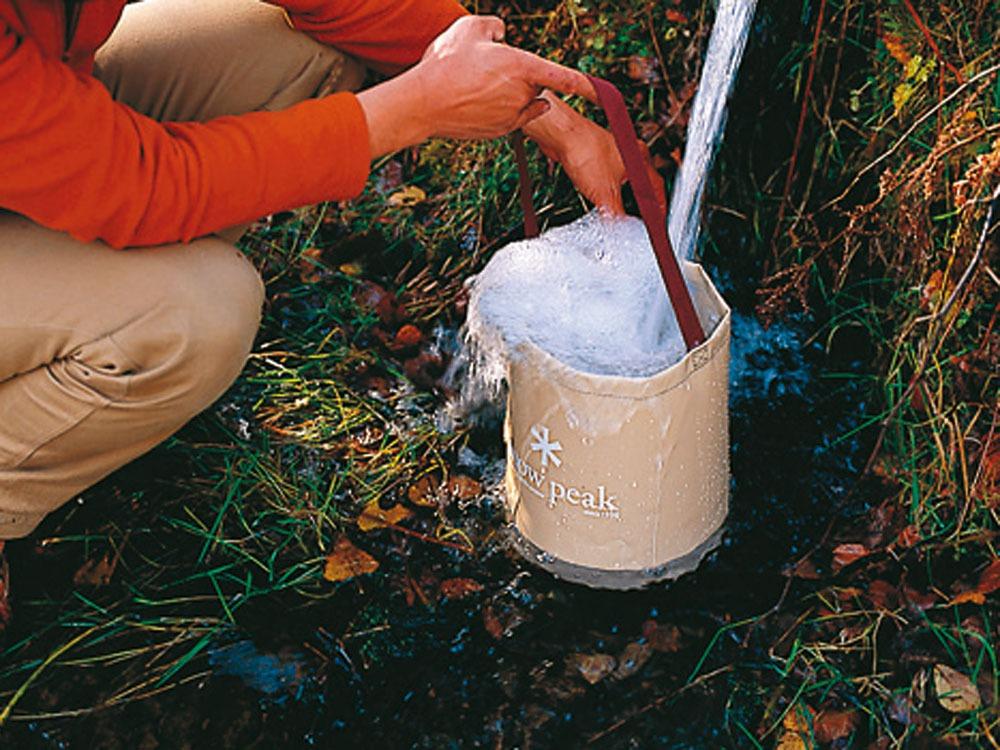 Camping Bucket1