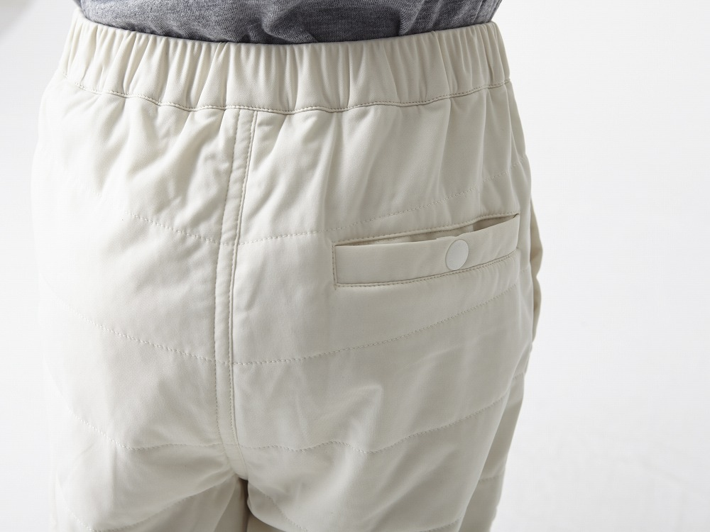 Kids Flexible Insulated Shorts 4 White6