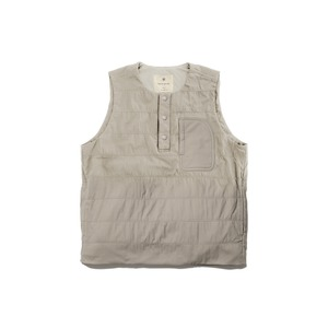 Flexible Insulated Vest 2 Beige