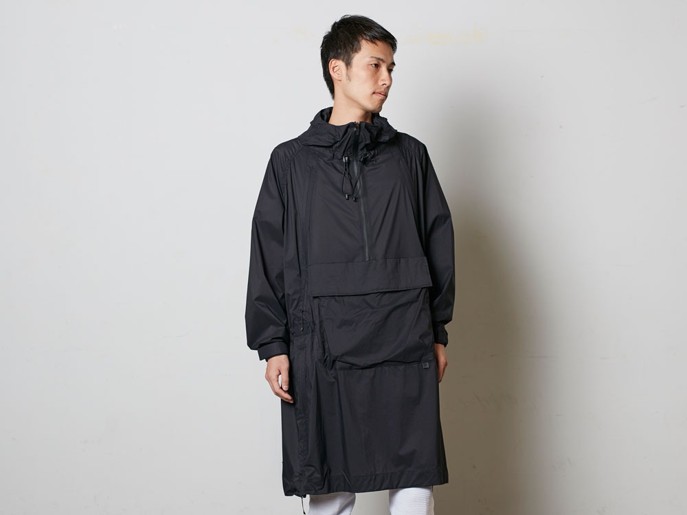 Rain&WindResistantPoncho 1 Black14