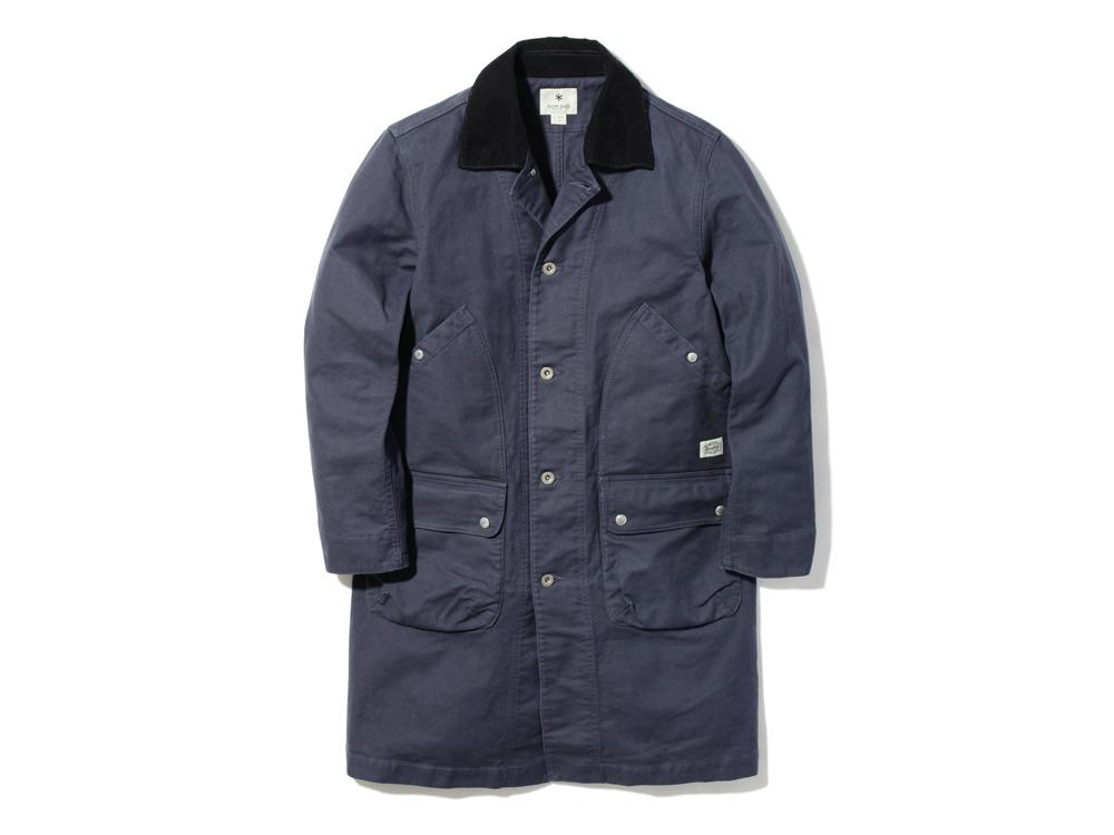TAKIBI Shop Coat S Navy0