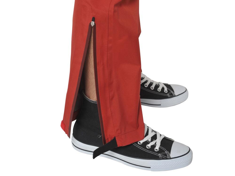 3L Rain Pants XXL Red4