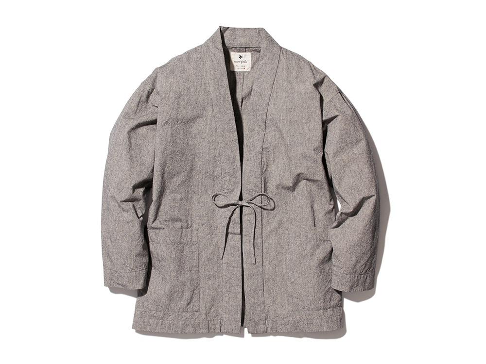 NORAGI Jacket S EcruBlack