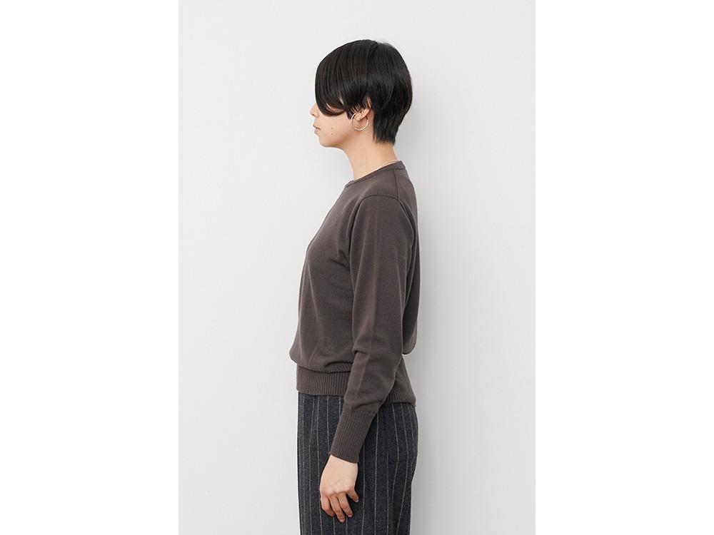 OG Wool Knit Pullover 2 Beige