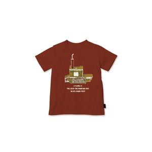 キッズ Auto Igniter Tシャツ