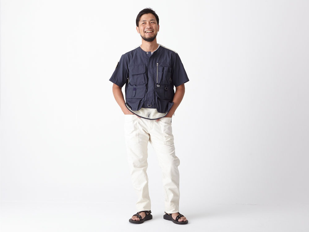 Utility Fishing Pullover 1 Olive1