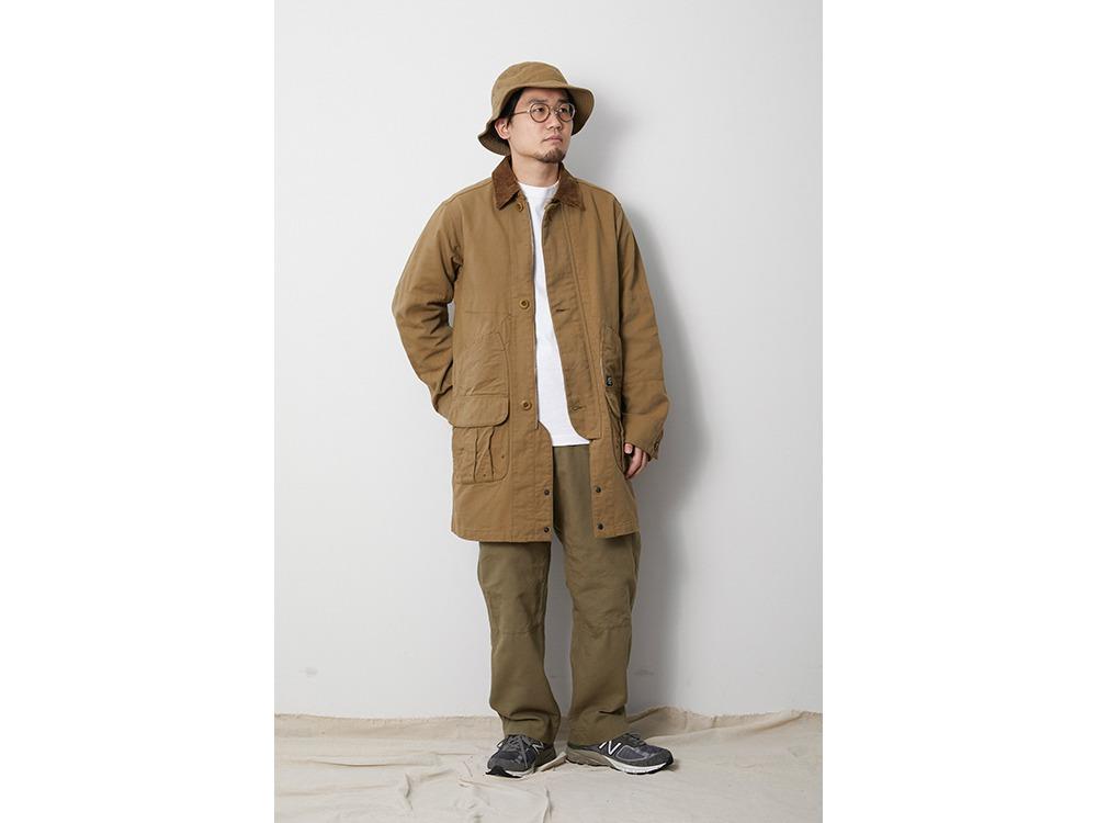 TAKIBI Duck Coat M Beige