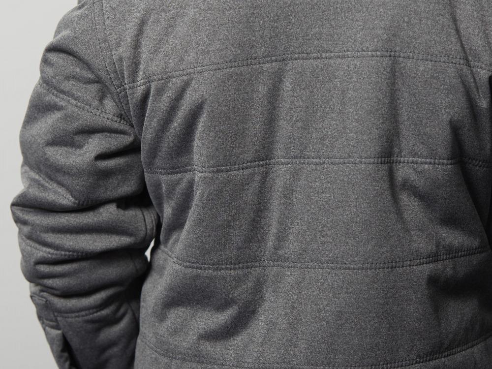 キッズフレキシブルインサレーション シャツ 1 マルーン