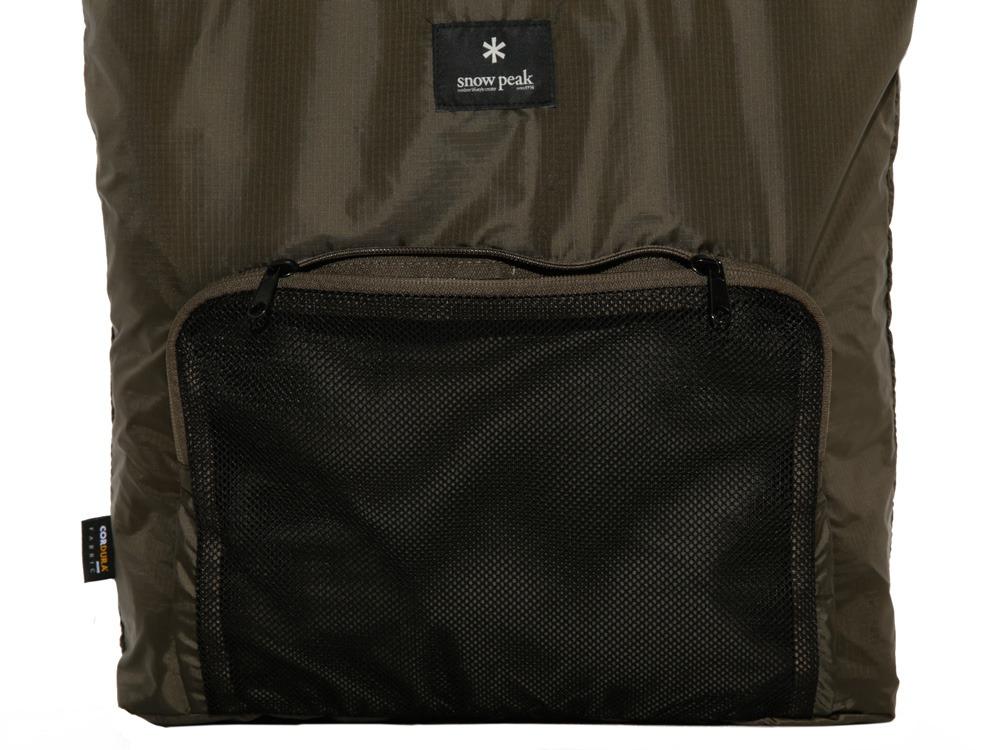 Pocketable Tote Bag Type01 Olive2