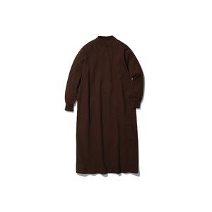 Heavy Cotton L/S Dress
