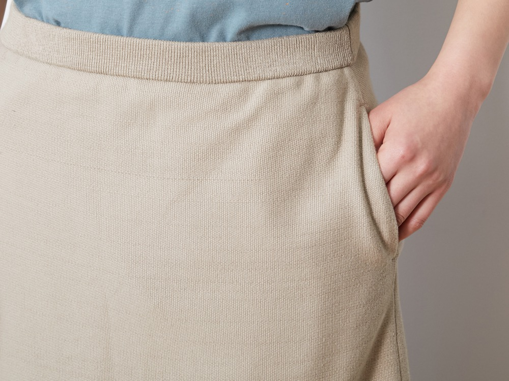 Co/Pe Dry Skirt 1 Grey