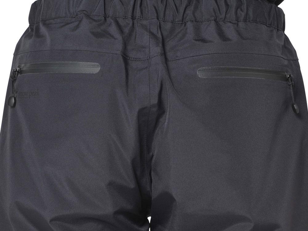 3L Rain Pants XS Black3