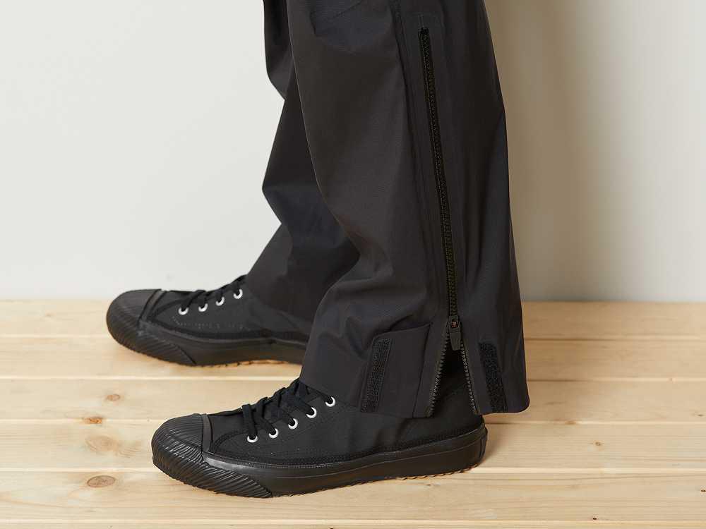 2.5レイヤー ワンダーラスト パンツ XL ブラック