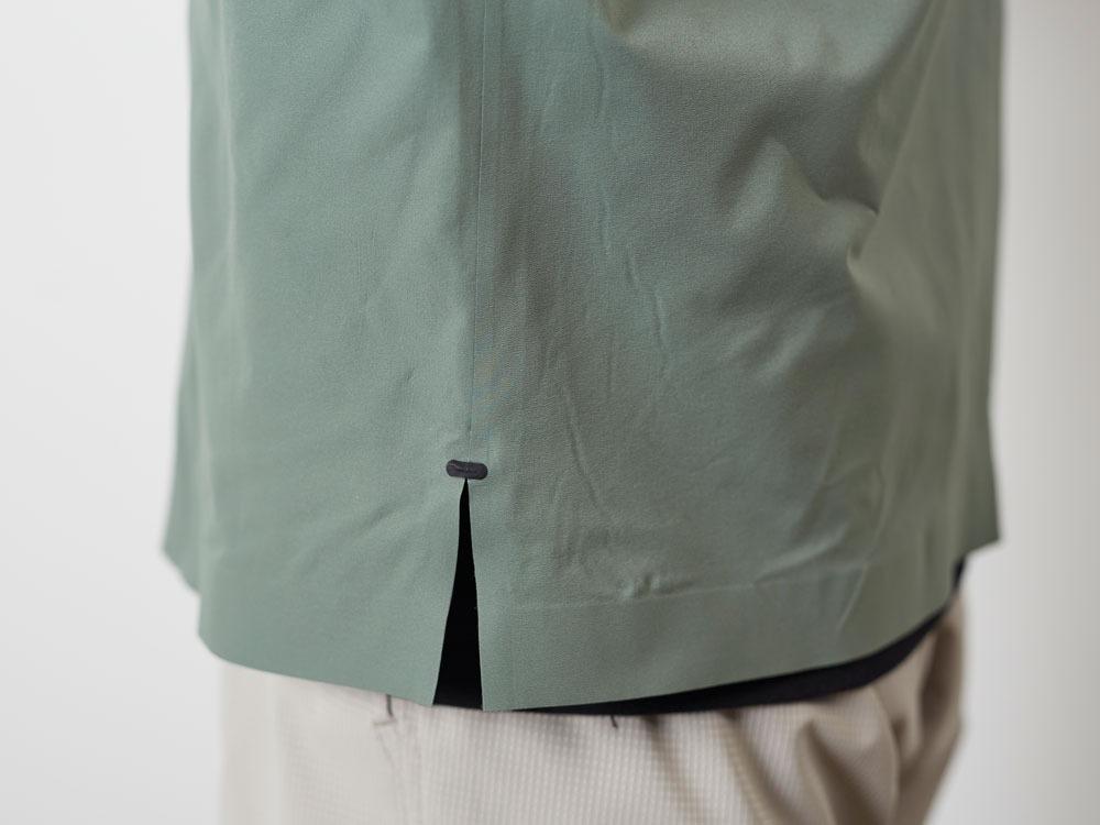ドライ&ストレッチシャツ  XL ブラック
