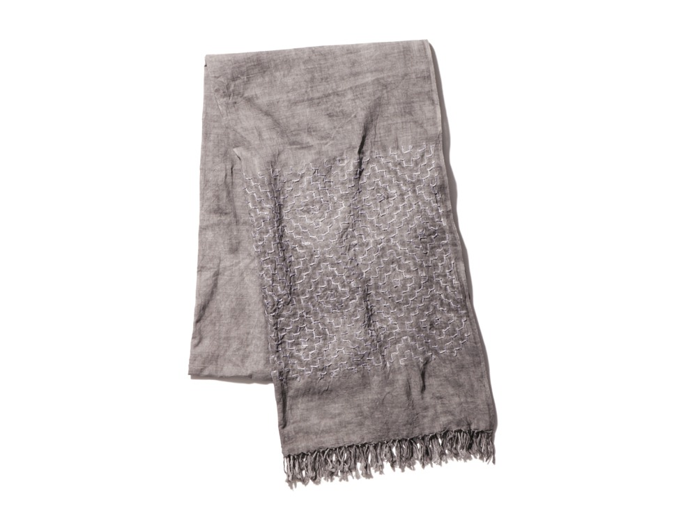 Cotton Khadi Stole 1 SUMI