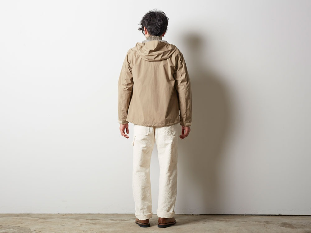 Wind&Water Resistant Jacket M Beige3