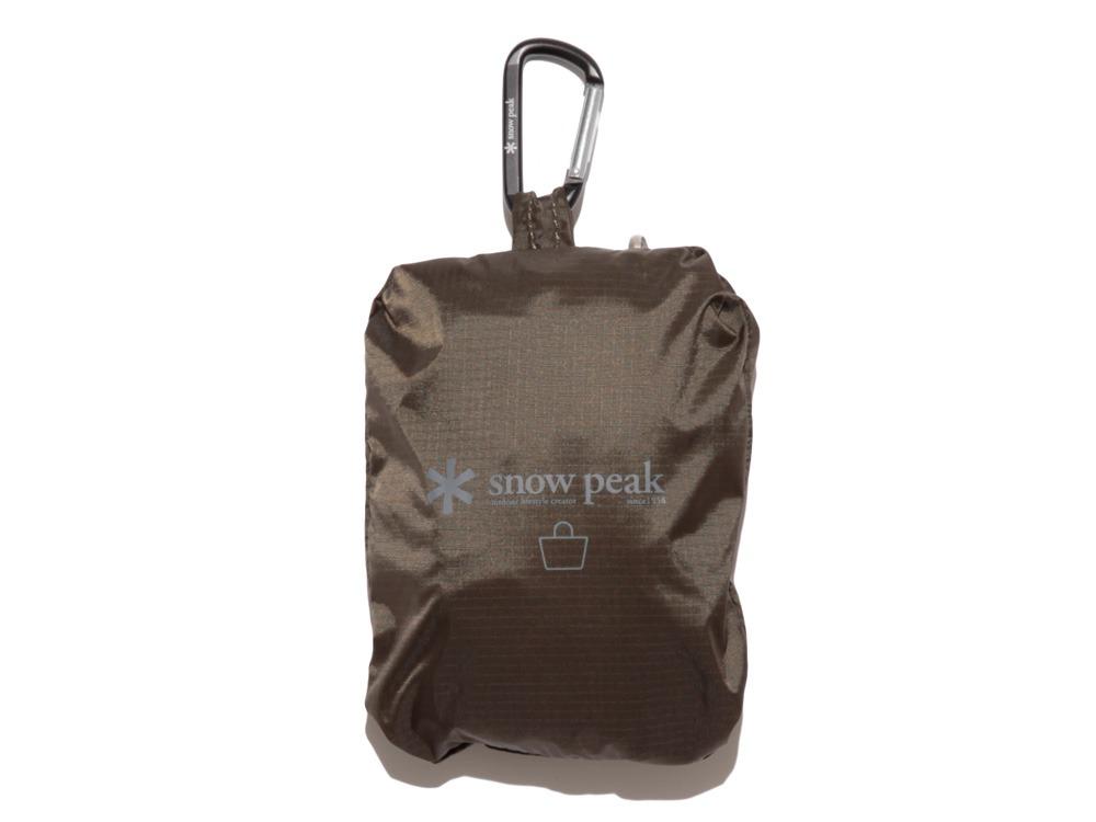 Pocketable Tote Bag Type01 Olive1