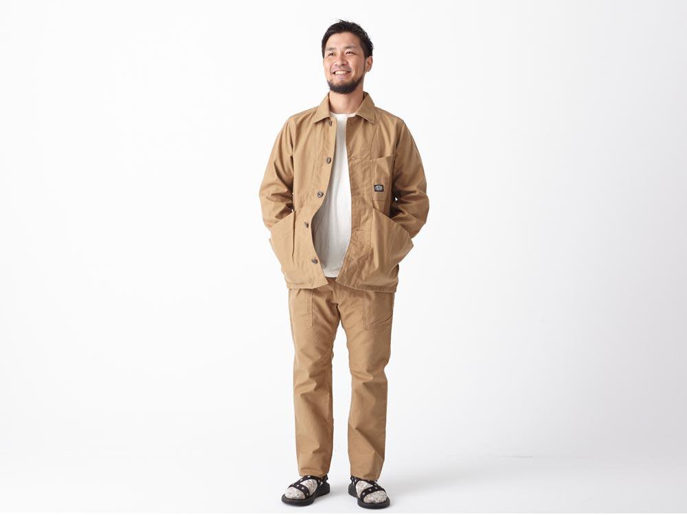 Takibi Pants #1 1 Brown1