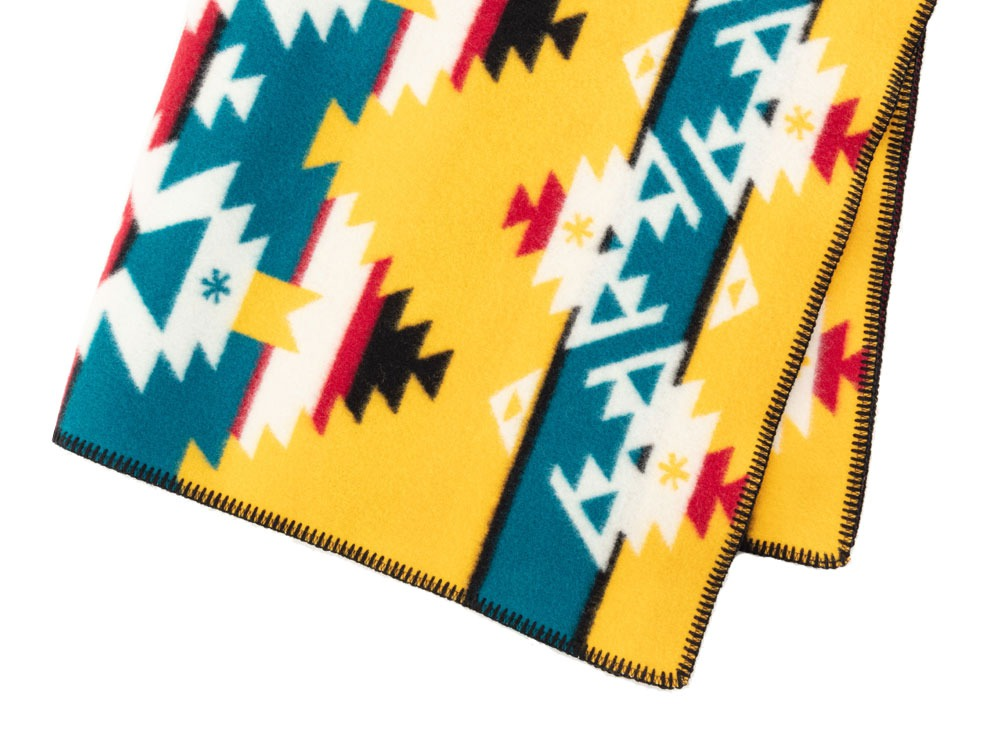 Doublesize Muchacho Blanket One Yellow