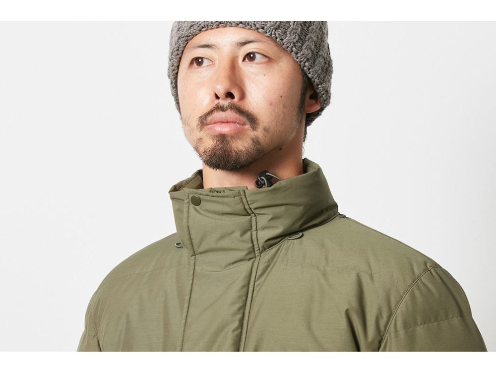 FR Down Coat XL Olive