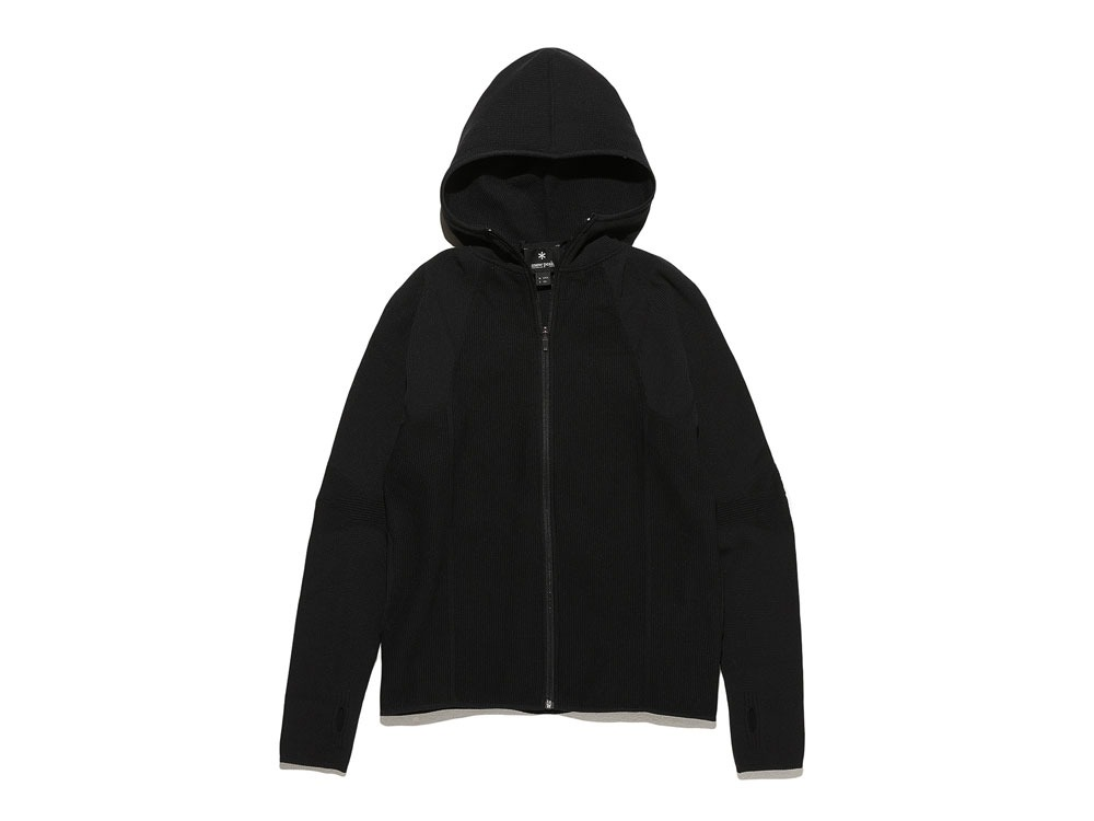 WGStretchKnit Jacket M Black0