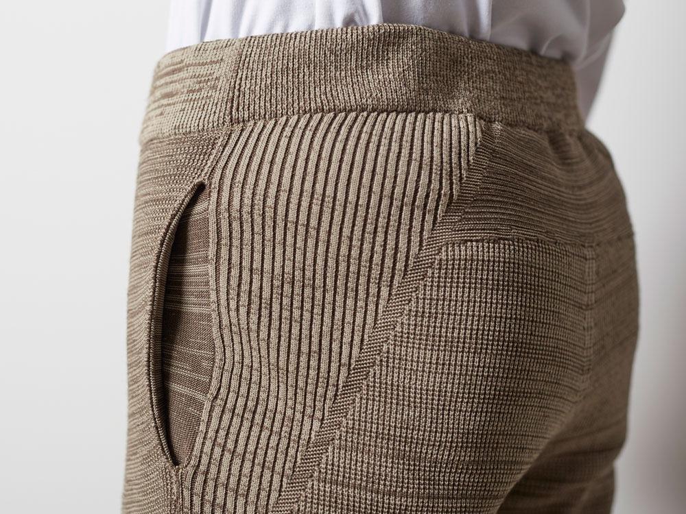 WG Stretch Knit Pant #3 L Grey6