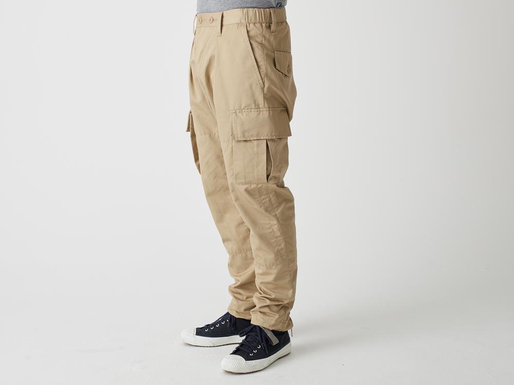 FR Cargo Pants 1 Olive5