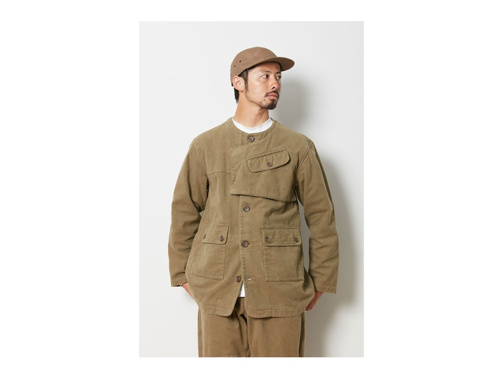 Army Cloth Jacket L Black
