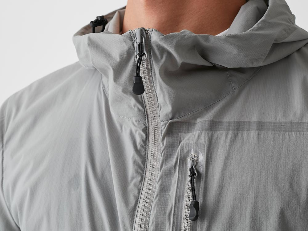 Rain&Wind Resistant Parka XL Grey4