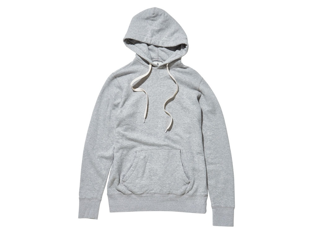 Cashmere Relaxin' Sweat Parka XL Grey0
