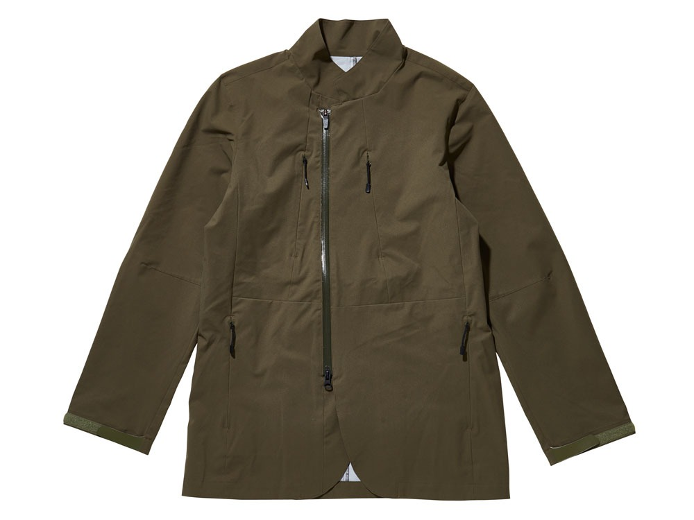 3L Softshell Jacket 2 Olive0