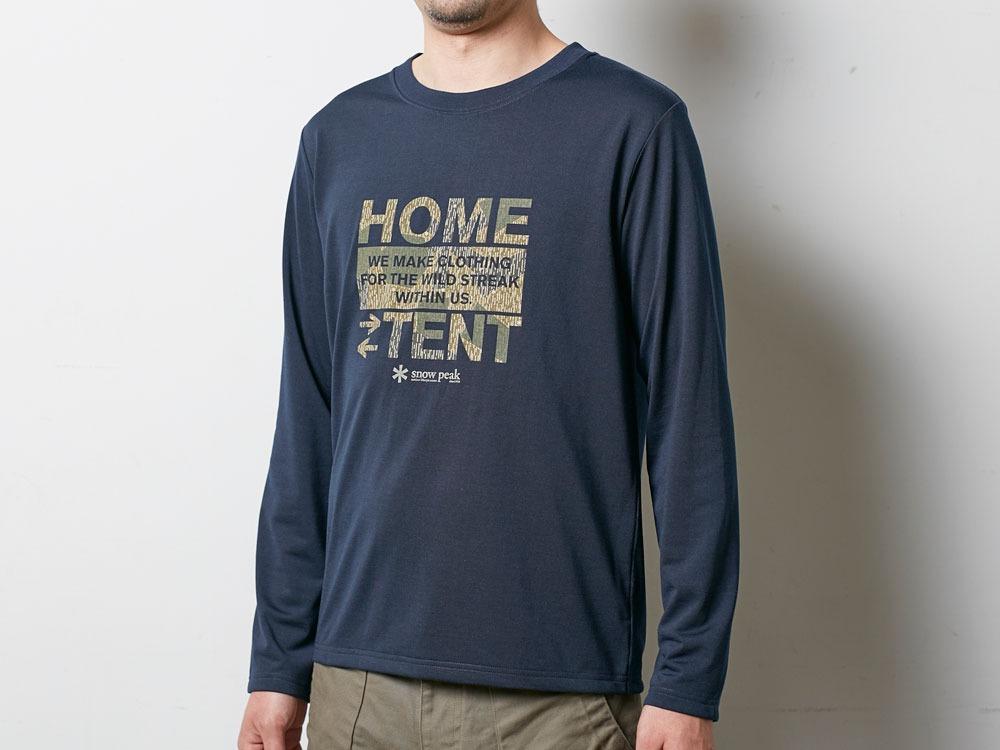 Rain CAMO Long Tshirt XL Melange Grey4