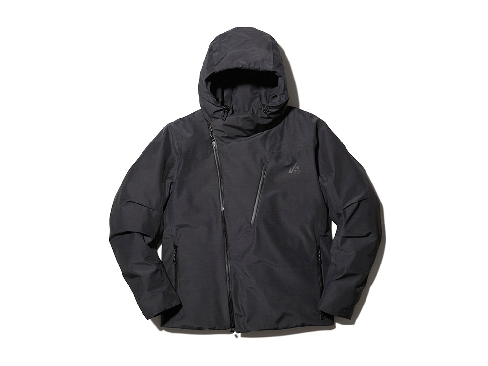 MM FR Riders Down Jacket S Black