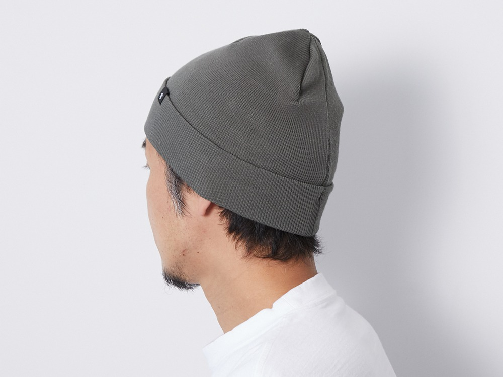 Co/Pe Dry Knit Cap One Lightgrey