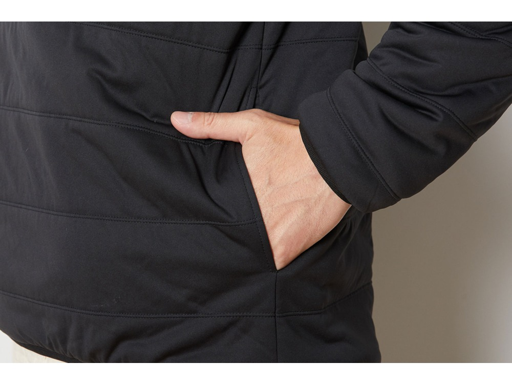 Flexible Insulated Pullover XXL Black