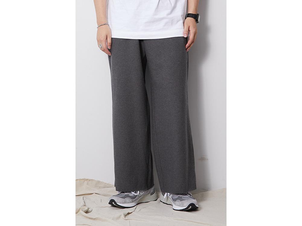 Co/Pe Dry Wide Pants M Black
