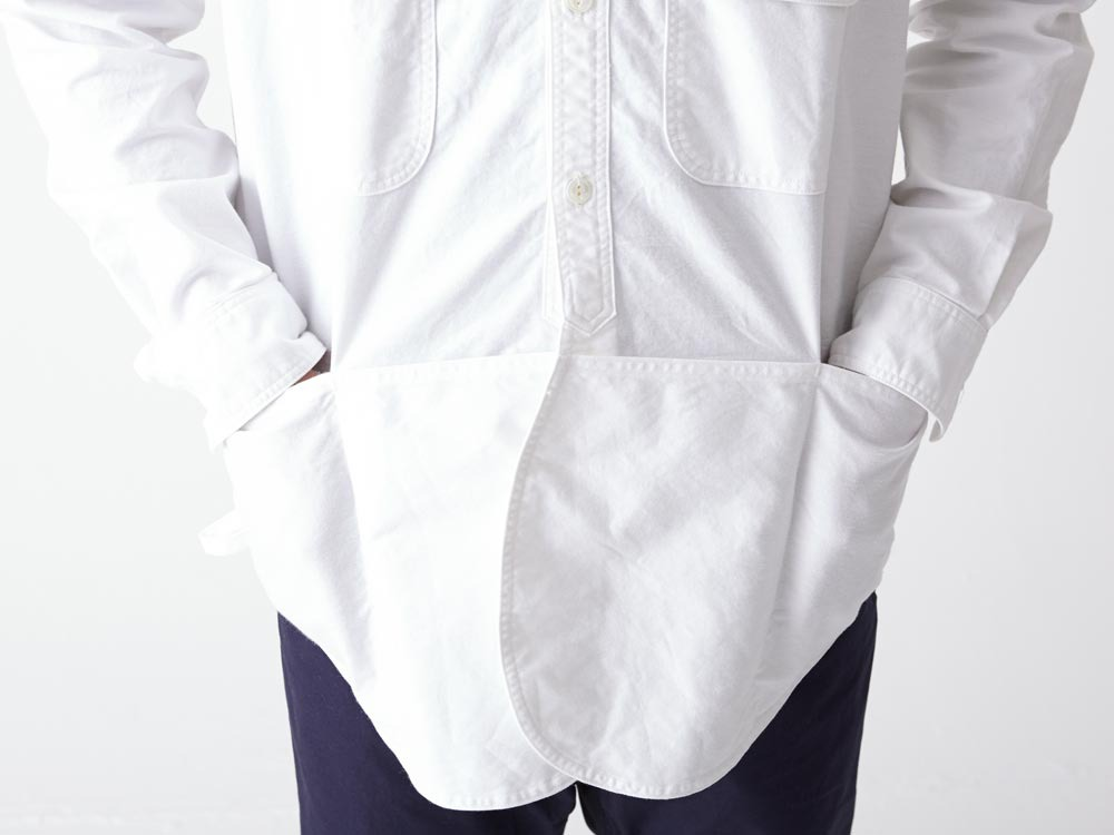 Field Utility Shirt S White7