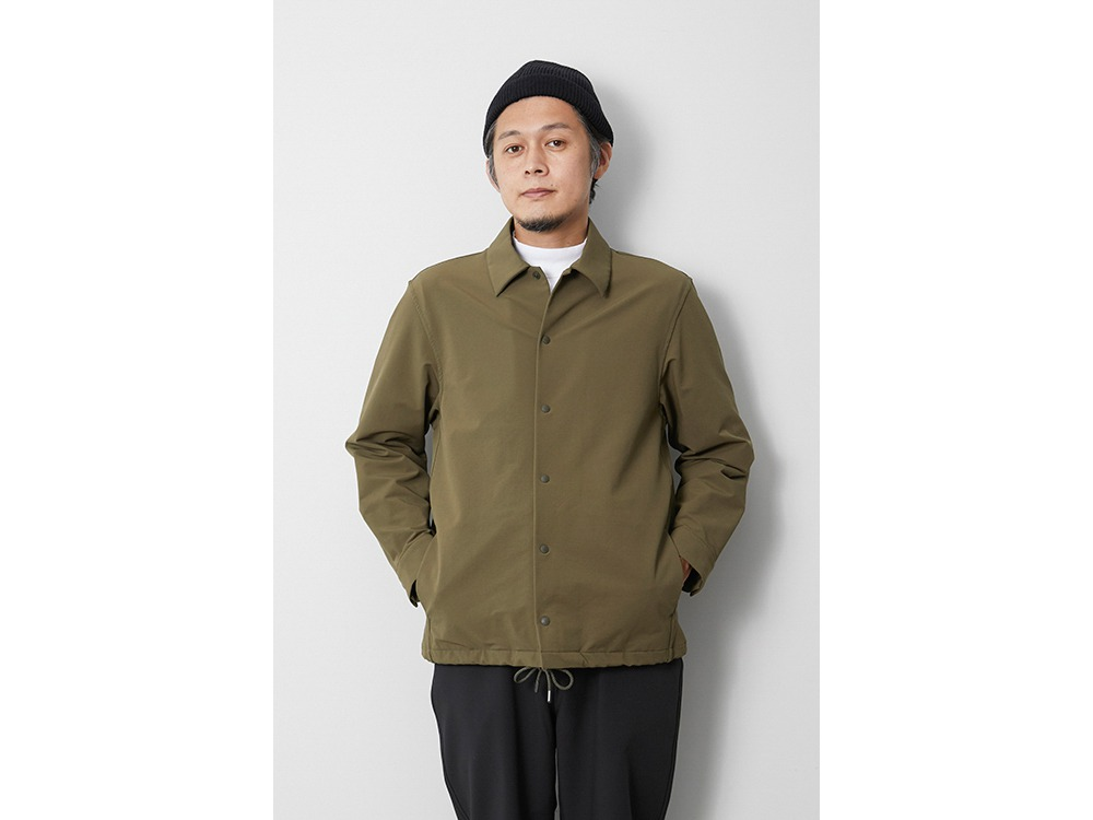 Nylon Power Wool Jacket XL Olive