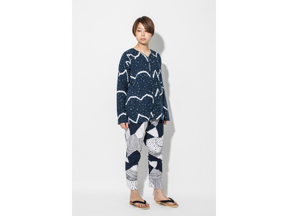 Printed SARUHAKAMA Nihon Batik