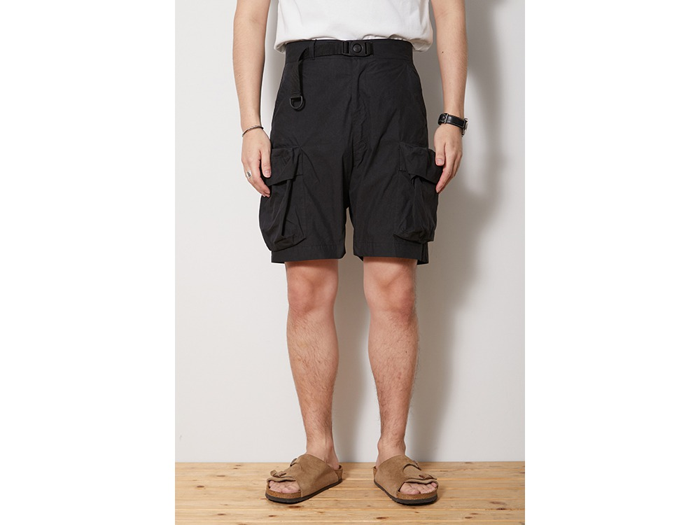 Indigo C/N Shorts 1 Black